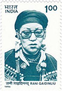 Rani Gaidinliu - freedom fighter